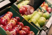Tesco: latest campaign tackles food waste