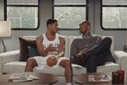 Apple TV: actor Michael B. Jordan and basketball star Kobe Bryant