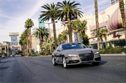 CES 2015: Audi's A7 drives 545 miles to Las Vegas