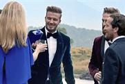 Haig Club: David Beckham shares a toast with friends in whisky brand ad