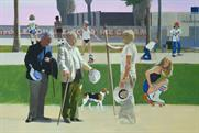 Art Everywhere: Sir Peter Blake's 'The Meeting' one of the works to be displayed