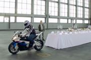 BMW: 2009 'tabletrick' campaign