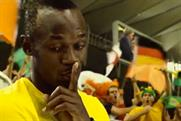 Usain Bolt stars in Visa's World Cup ad campaign