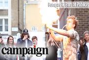 WATCH: Bompas & Parr delivers explosive evening at Publicis
