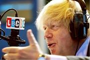 LBC goes national on DAB radio
