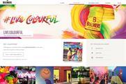 Bulmers: launching a dedicated brand website