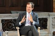 Alastair Campbell at Advertising Week Europe