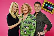Celebrity Juice: features Holly Willoughby, Keith Lemon and Gino D'Acampo