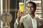 Cobra: The Boss stars in the 'live smooth' campaign created by Karmarama