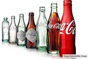 Coca-Cola: campaign marks century of 'iconic' Coke bottle