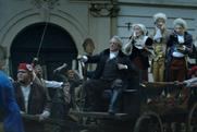 Kellogg's: the latest Crunchy Nut ad by Leo Burnett  is set in revolutionary France