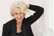 Dame Helen Mirren: new face of L'Oreal Paris UK