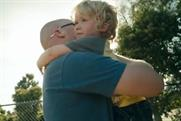 Dove: launches its 'calls for dad' film