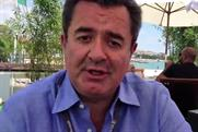 Mainardo de Nardis: chief executive of OMD Worldwide speaking at Cannes