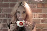 Douwe Egberts: campaign will celebrate Movember by encouraging drinkers to share their frothy coffee moustaches on social media