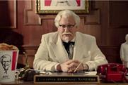 KFC: the Colonel has been resurrected for US TV