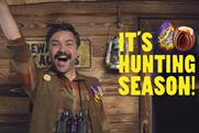 Cadbury Creme Egg: kicks off hunting season