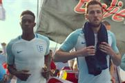 England footballers and fans 'invade' France in Mars ad campaign for Euro 2016