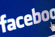 Facebook: the social network has previously been criticised for the low corporation tax it has paid