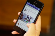 Facebook profits rise 70% as it hits 2bn monthly users