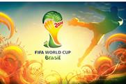 Brazil's shock World Cup exit attracts TV peak of 14m and record 32.6m tweets