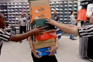 Foot Locker: sneaker skills by AMV BBDO