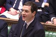 George Osborne to edit the London Evening Standard