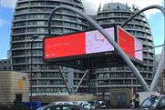 Silicon Roundabout: Google launches a digital campaign (picture credit: @DoGoodBranding)