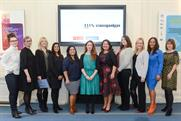 Women of Tomorrow: winners announced at a breakfast event yesterday