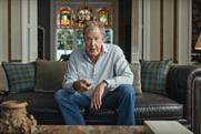 Amazon: Jeremy Clarkson in the brand's Fire TV stick spot