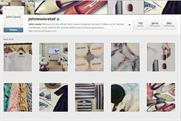 John Lewis: no plans to renew Instagram advertising for now