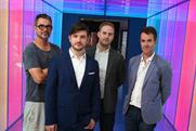 Partners: from left, Jon Wilkins, Peter Dolukhanov, Ryan Hall and Ben  Bilboul