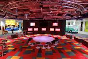On the creative floor: Karmarama