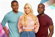 Kiss FM breakfast presenters: Ricky Haywood Williams, Charlie Hedges and Melvin O'Doom