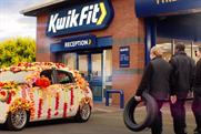 Kwik Fit's return to TV ads lauds staff as 'heroes'