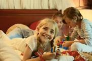 Legoland: Windsor resort TV campaign