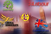 Bids for power: the Tory, Labour, Lib Dem, Green and UKIP manifestos