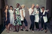 M&S:  'Leading Ladies' campaign shot by Annie Leibovitz
