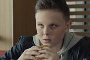 McDonald's pulls 'dead dad' ad