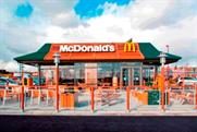 McDonald's: admits accountancy error