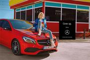 Mercedes reveals new agency model and brand strategy with spring campaign launch