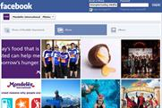 Mondelez International: enters into global strategic partnership with Facebook