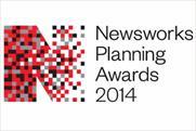 Newsworks Planning Awards 2014: deadline for entries is 10 October