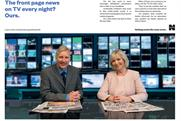 Newsworks' print and digital campaign says 'nothing works like news works'