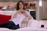 Nigella Lawson: will remain in new Typhoo ads created by McCann Manchester