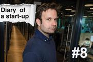 Diary of an agency start-up: Winning business and moving home