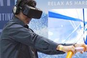Neilson showcases virtual reality skiing in social campaign