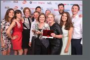 PHD: wins Arqiva Awards Agency of the Year
