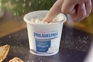 Mondelez: putting brands such as Philadelphia on Facebook video
