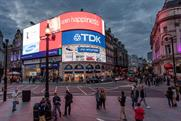 Piccadilly Circus lights could become one giant screen